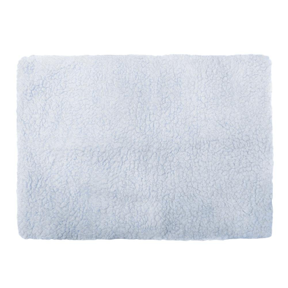 Iainstars Self heating cat dog Pet bed blanket, pet dog cat warm carpet animal heating sleep blanket Mat