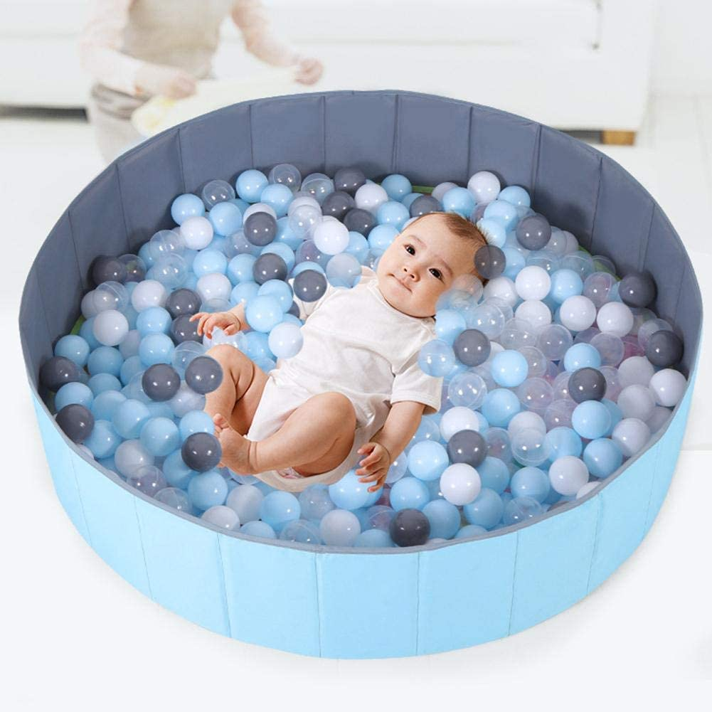 Diameter 40inch Foldable /& Portable Baby Fence Baby Crawl Playpen No Need Inflate Children Play Tent Kids Ball Pit Ball Ocean Pool Baby Play Yard