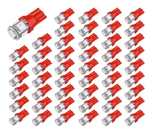 Red Led Dash Lights in US - 9