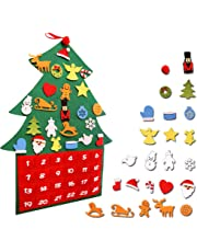 Rayuda Beauty Advent Calendars 2019, Christmas Decorations of Christmas Tree, and Festival Gifts for Kids