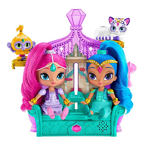 Shimmer and Shine FLOAT & SING Palace Friends Playset (Shimmer And Shine Float And Sing Palace Friends)