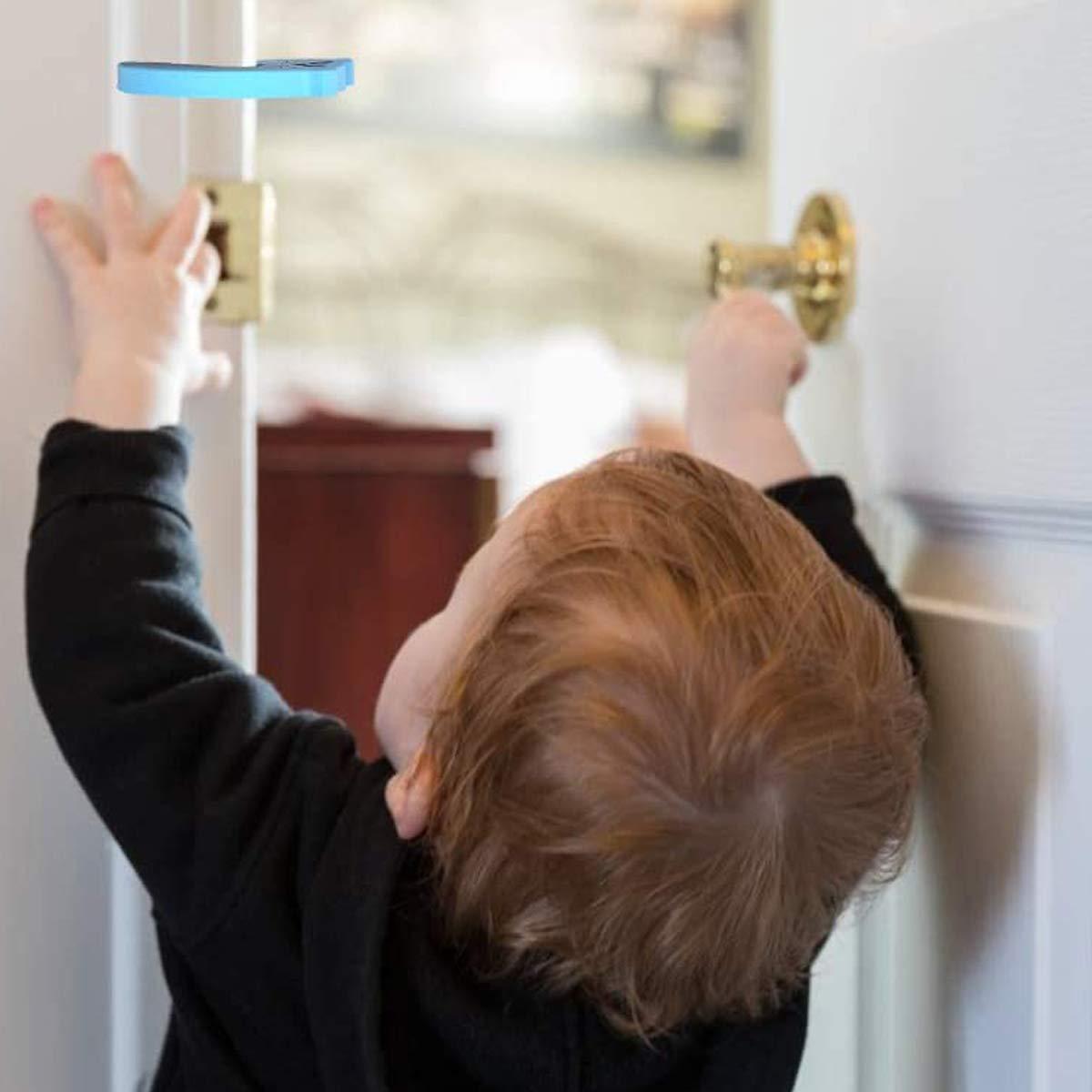 t/ürstopper schaumstoff tier Fiyuer 20 Pcs Finger klemmschutz f/ür t/üren und Fenster T/ür kinder f/ür Baby Schutz Kindersicherung verhindert Das Einklemmen von Kinderfingern