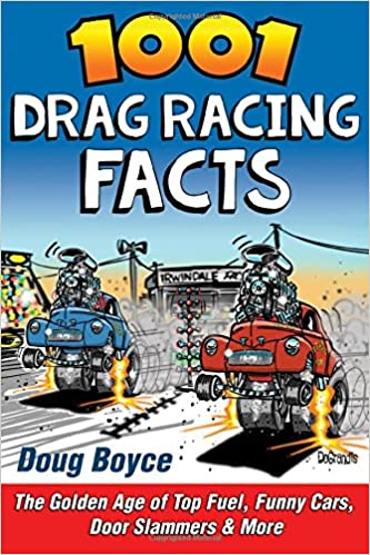1001 Drag Racing Facts Slammers