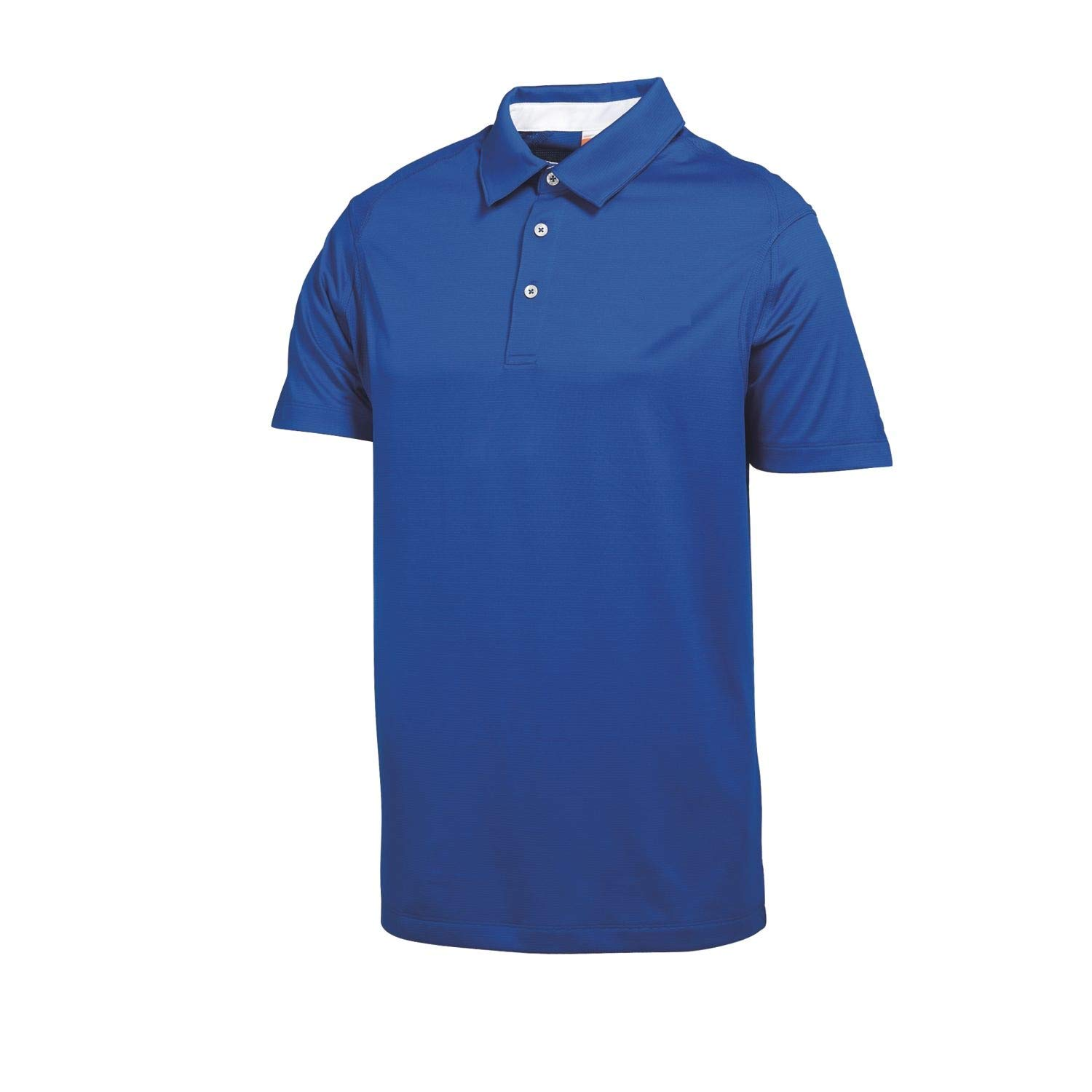 Puma Golf Boy's Tech Polo Tee, Surf The Web Blue, Small by PUMA
