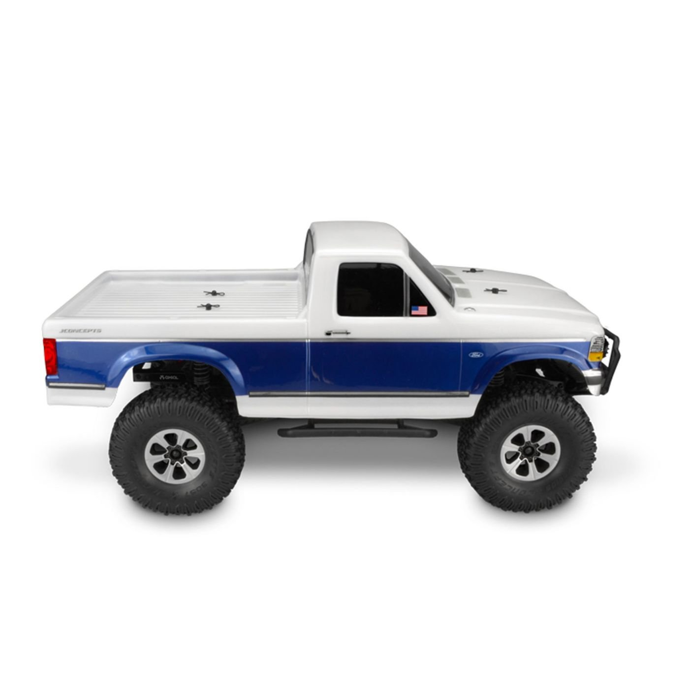 Jconcepts Jco0313 1993 Ford F 250 Trail Scale Body Toys 93 Dodge Pickup Wiring Dirg Games