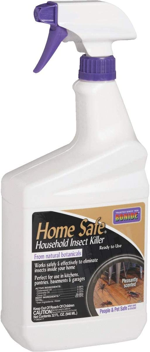 Bonide 534 Home Safe Pest Control, 32 oz, White