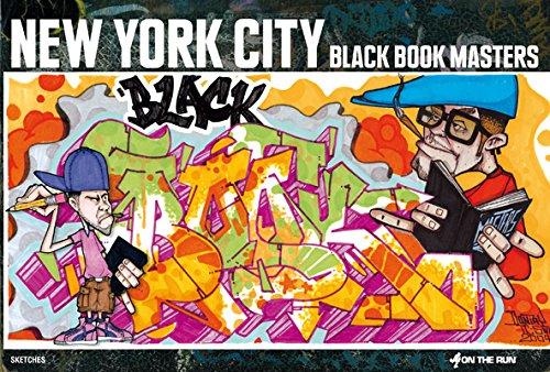 NEW YORK CITY-BLACK BOOK MASTERS (HC) (On The Run (from Here To Fame Hardcover))