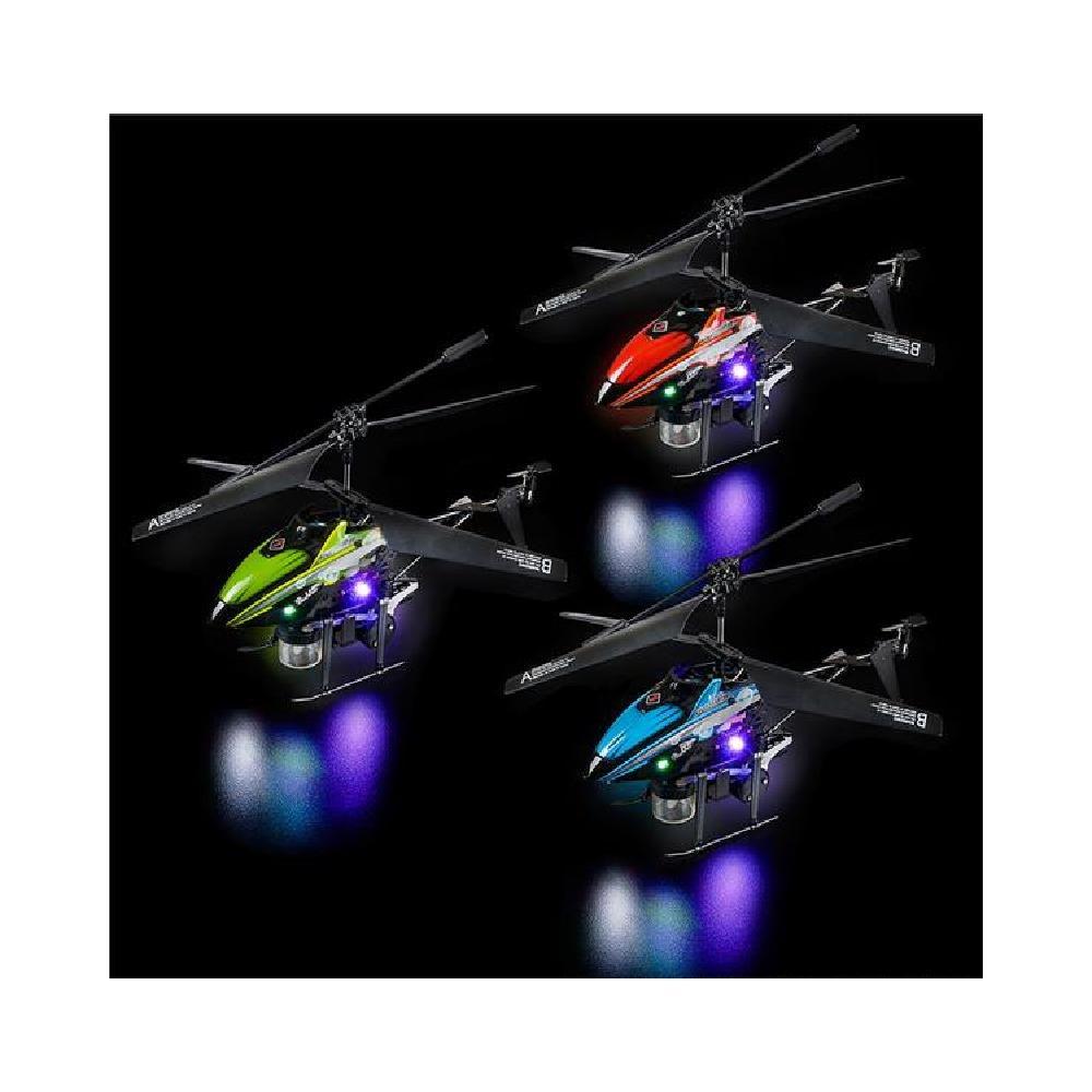 9.5'' Remote Control Bubble Blaster Helicopter