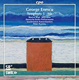 Enescu : Symphonie n° 5 - Poème symphonique Isis. Vlad, Ruzicka.