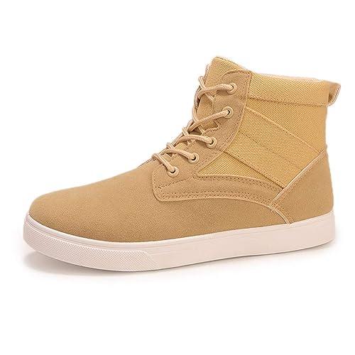 Hombres Zapatillas Botas Negocio cómodo Calzado Zapatos Hombres Mocasines: Amazon.es: Zapatos y complementos