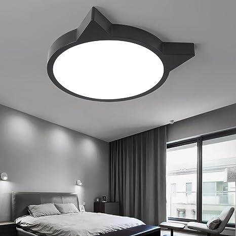 Modern Led Multicolor Lámpara de techo Diseño Dormitorio ...