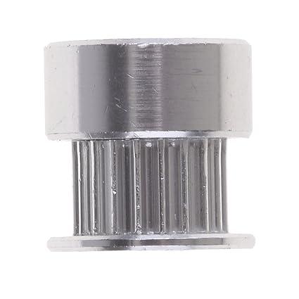 Polea de Correa Dentada Engranaje de Diámetro Interior de 5mm / de ...