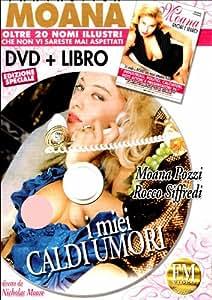 Moana - i miei caldi umori + Book (XXX Adult) (Dvd) Italian Import