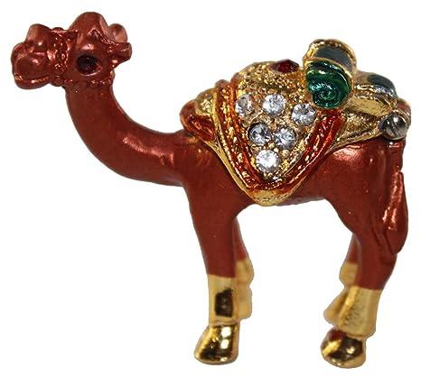 Amazon.com: Bronce Color Mini Camello Box: Home & Kitchen