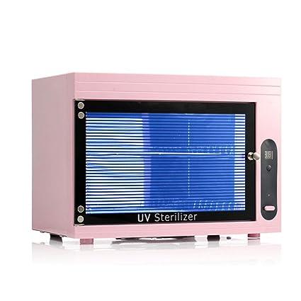 Esterilizadores ultravioleta Calentador de desinfección con esterilizador UV para gabinete de toallas de 15L y riel
