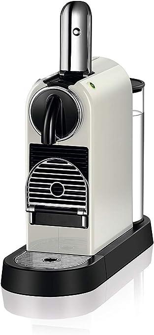 Nespresso Citiz D112 - Cafetera monodosis, color blanco: Amazon.es ...