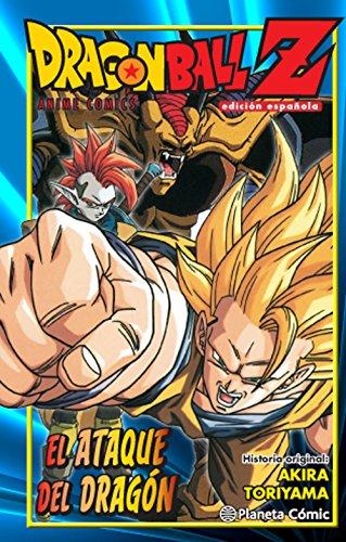 Descargar Libro Dragon Ball Z El Ataque Del Dragón Akira Toriyama