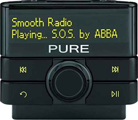 Pure Highway 300di Dab Digital Radio Und Audio Adapter Vl 61717 Auto