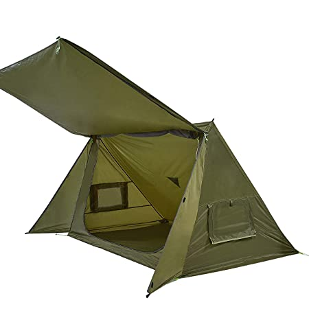OneTigris Backwoods Bungalow Ultralight Bushcraft Tent