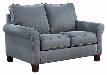 Remarkable Ashley Furniture Signature Design Zeth Sleeper Sofa Twin Size Easy Lift Mechanism Contemporary Living Denim Download Free Architecture Designs Momecebritishbridgeorg