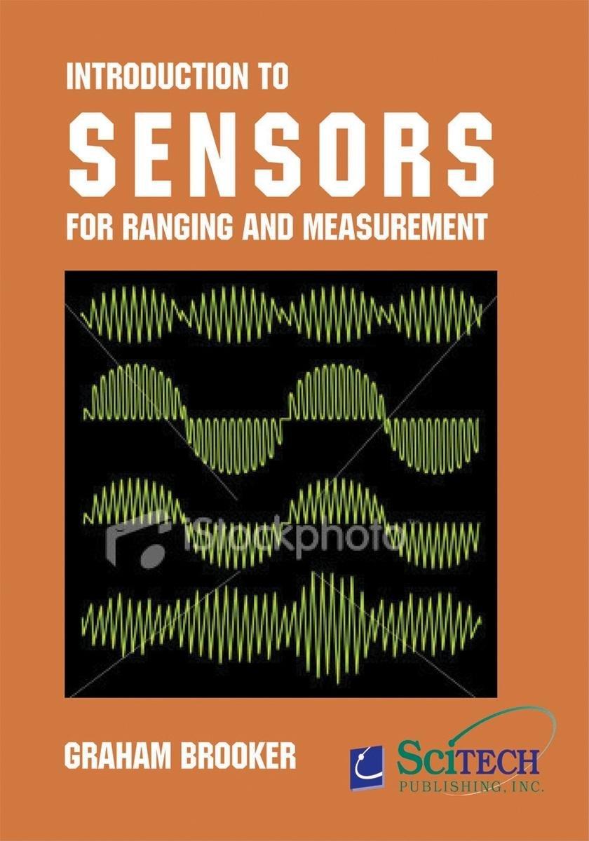 Introduction To Sensors For Ranging And Imaging Electromagnetics Block Diagram Review Ebooks Radar Graham Brooker 9781891121746 Books