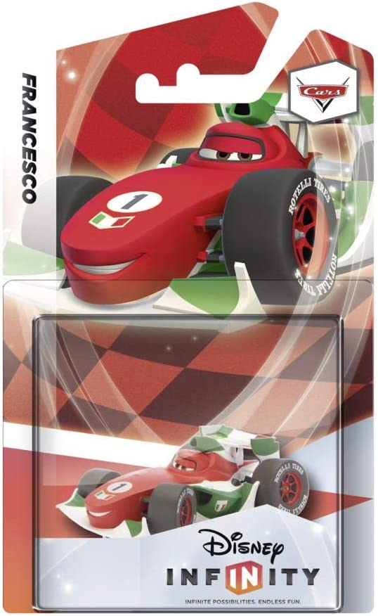 Disney Infinity - Figura Cars: Francesco: Amazon.es: Videojuegos