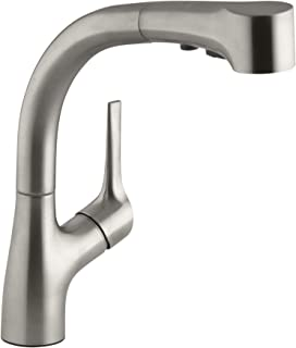 Kohler K 7505 Cp Purist Primary Pullout Kitchen Faucet