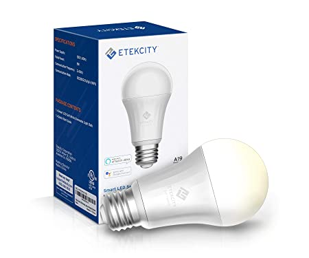 Etekcity Smart Light Bulb