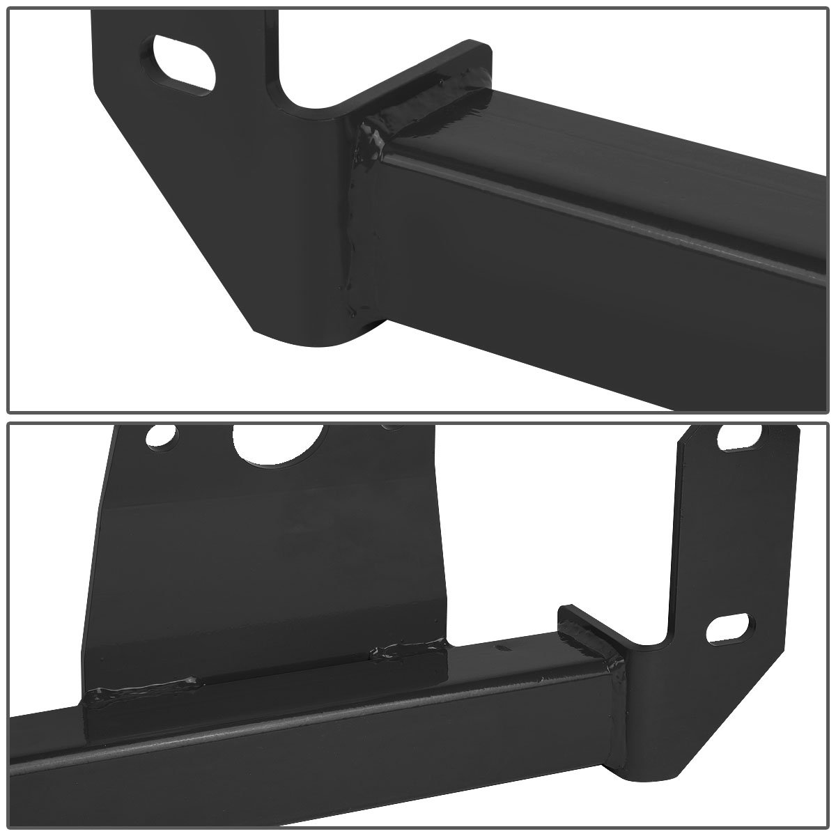 for 03-08 Dodge Ram 2500 3500 4WD DNA Motoring Black BRR-010-BK Steering Box Stabilizer Bar