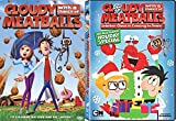 Holiday Special Cloudy with A Chance of Meatballs The Movie & Lobster Clause is Coming to Town 2-DVD Collection Double Feature Animated Family Bundle