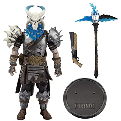 McFarlane Toys Fortnite Ragnarok Premium Action Figure: Toys & Games