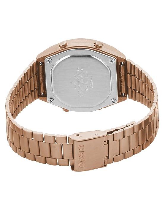 c25d0b8c6 Amazon.com: Casio Women's B640WC-5AEF Retro Digital Watch: Casio: Watches