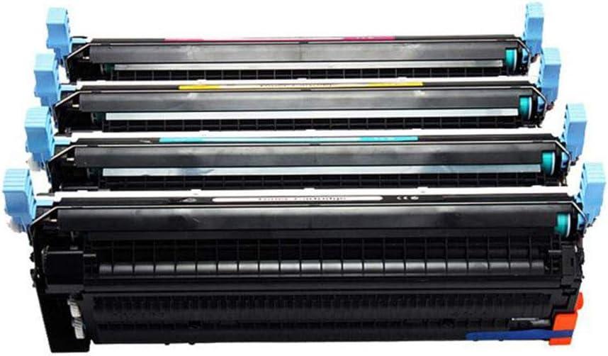 The Original Q6000A Q6001A Q6002A Q6003A HP Q6000a Toner Cartridge Suitable for HP Color Laserjet 1600/ 2600n/2605/2605dn/ 2605dtn/CM1015 MFP/ CM1017 MFP Printers-4colors