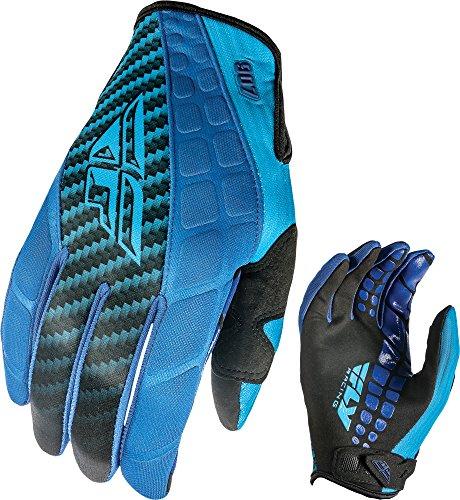 907 NEOPRENE GLOVES BLUE/BLACK SZ 7