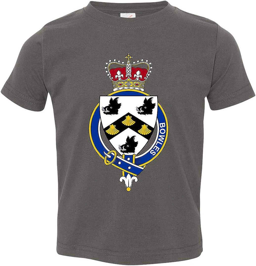 Tenacitee Babys English Garter Family Bowles Shirt
