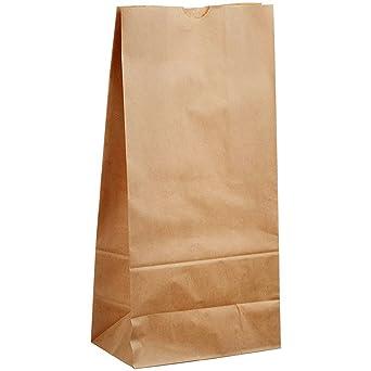 Amazon.com: Hogar Mart bolsa de bolsas de papel de estraza ...