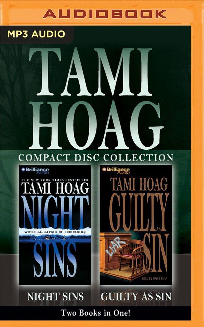 Tami Hoag Deer Lake Series Books 1 2 Night Sins Guilty As Sin 9781522611257 Hoag Tami Van Dyck Jennifer Books