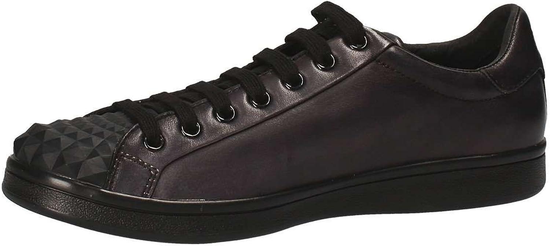 Geox U620LC 000NC Zapatos Hombre Negro