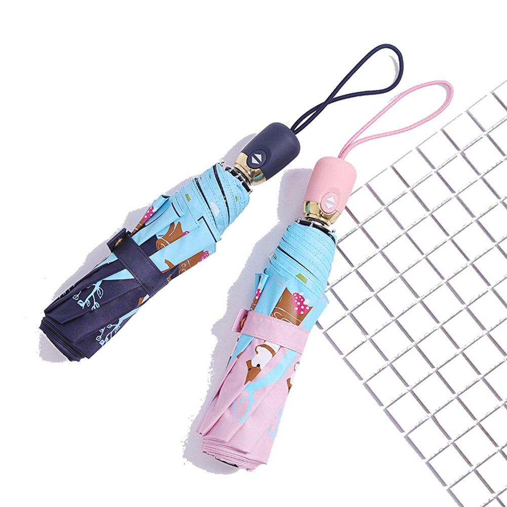 Amazon.com : NEAER Umbrela, Sun and Rain Umbrella for Children, Lightweight Umbrella, Cartoon Animal Pattern Umbrella : Sports & Outdoors