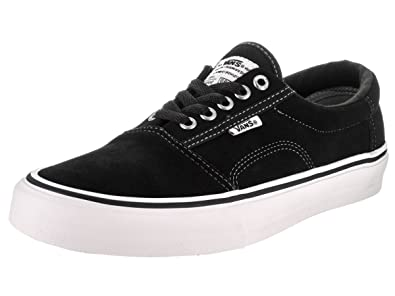 Vans Rowley Solos Skate Shoes Black/white A7u9363Vans Mens