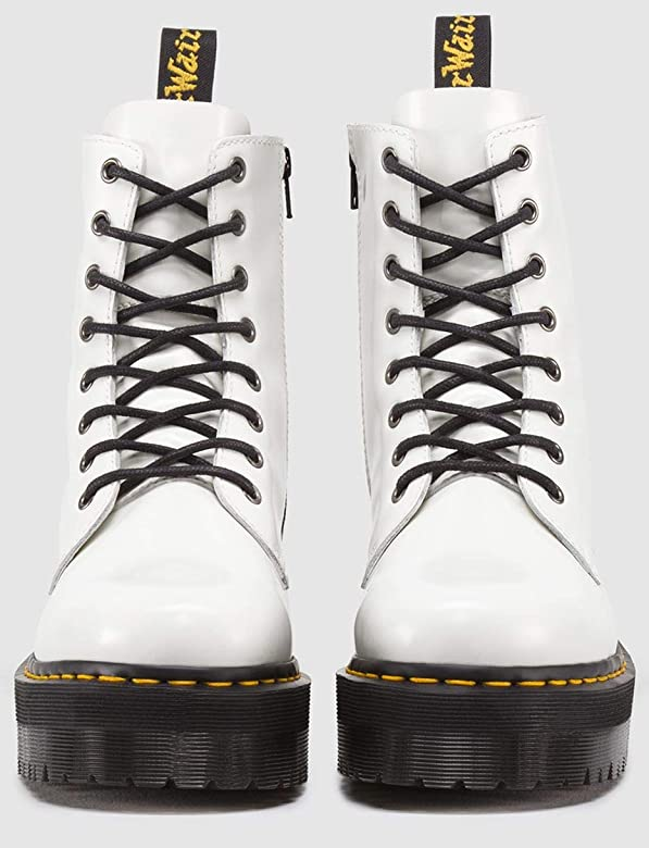 Dr. Martens - Jadon 8-Eye Leather Platform Boot for Men and Women
