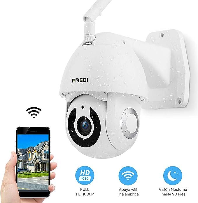 46 opinioni per FREDI HD 1080P ptz telecamera di sorveglianza Videocamere di Sorveglianza WIFI