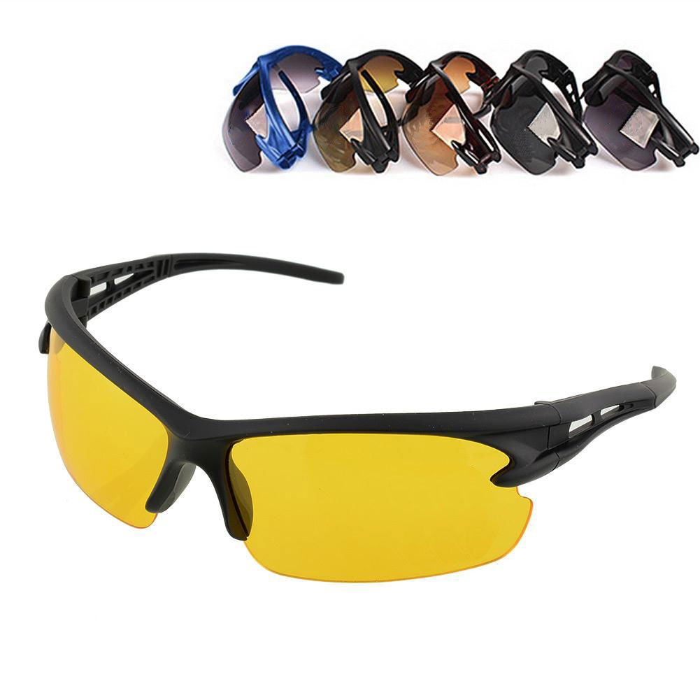 Night vision driving glasses with UV400 Protection Lens,Weaken oncoming bright headlights