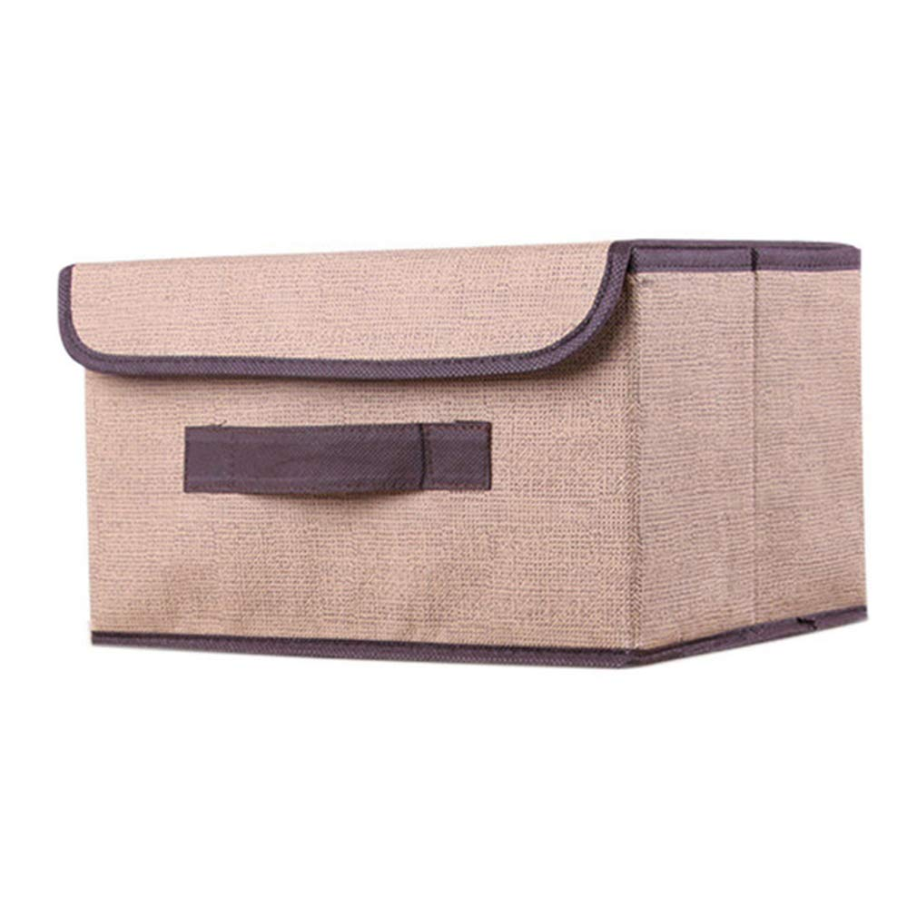 VADOLY Multifunctional Foldable Have Cover Box Clothing Underwear Socks Toys Finishing Cupboard Storage Container Organizer