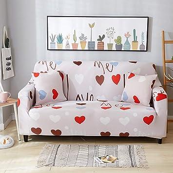 Amazon.com: GH&YY Sofa Cover 1 2 3 4 Seater Slip Cover Sofa ...
