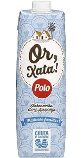 Horchata - Or, Xata! Polo Light & Sin Lactosa - Pack 12 unidades ...