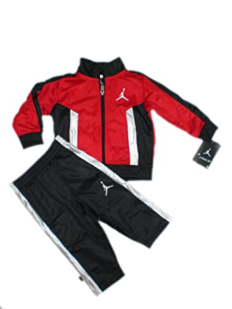1f7edf9ca50 Image Unavailable. Image not available for. Color: Nike Jordan Jumpman Toddler  Jacket ...