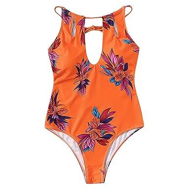 Vectry Traje de Baño Mujer Una Pieza Bikinis Victoria Secret ...