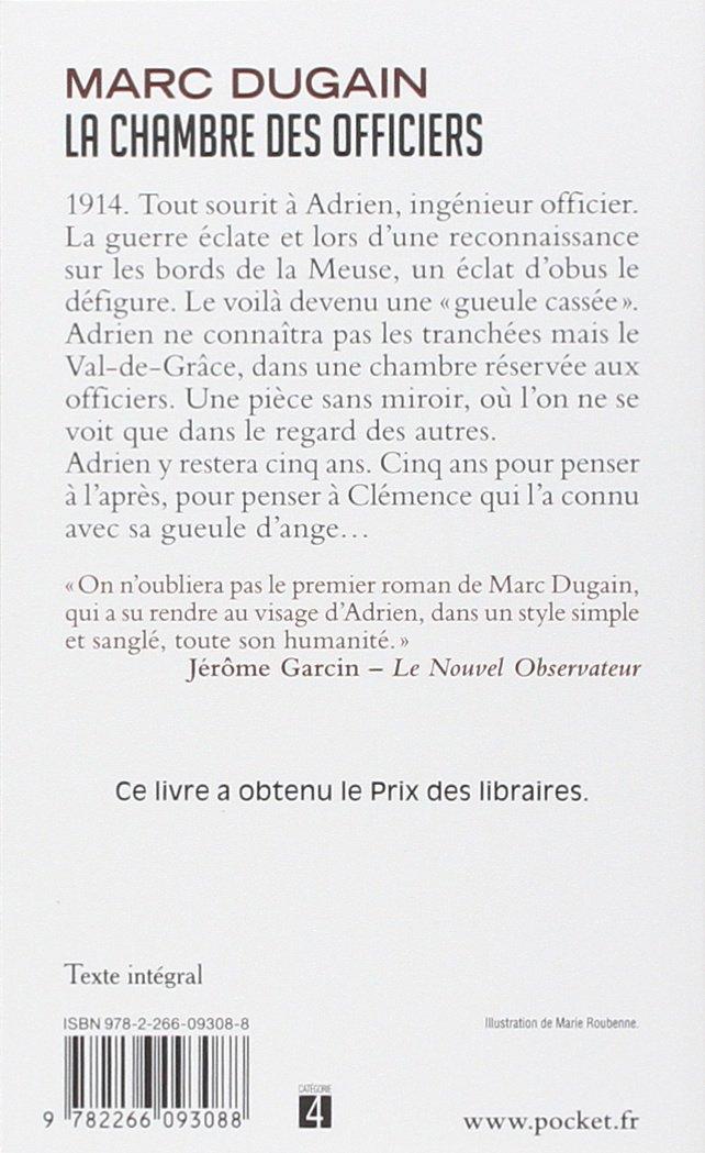 Bon La Chambre Des Officiers (French Edition): Marc Dugain: 9782266093088:  Amazon.com: Books Grandes Images