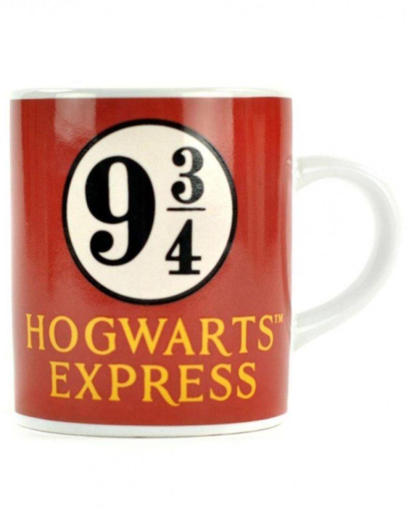 Harry Potter plataforma 93/4Hogwarts Express Mini taza de café Elbenwald MINMHP03